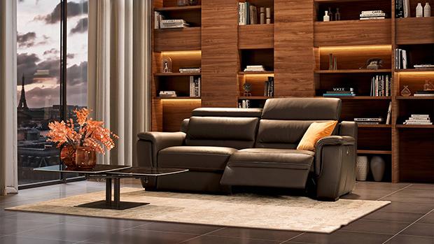 Canapé relaxation électrique Monceau